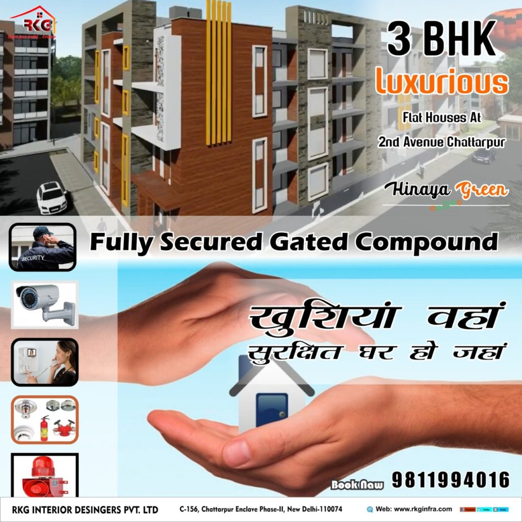 Best Area To Live In Chattarpur