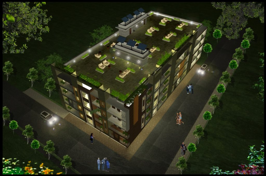 Newly Constructed Flats In Chattarpur